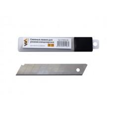 Лезвия к ножу 18 мм 10 шт. WM 070001106