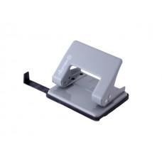 Дырокол на  20 листов металл серый Attomex 4020304
