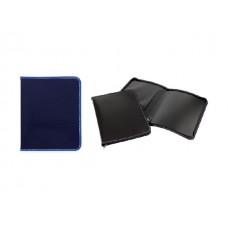 Папка на молнии А4 цветная с карманом Attache PPL-1