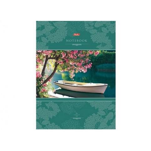 Книга канцелярская  80л Красота тишины 80ББ4влВ1_14226