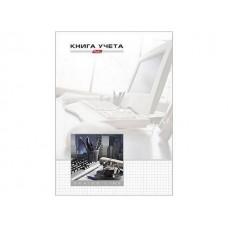 Книга канцелярская  80л Office Line книга учета 80ББ4B1_05769