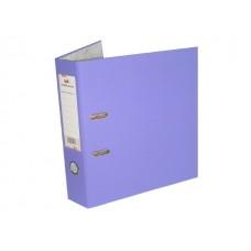 Регистратор  А4/80 WM фиолетовый с металлической окантовкой 059001017