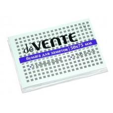 Стикер 50*75мм 100л зеленый DeVente 2010309