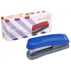 Степлер №24/6-26/6 25л пластик сине-серый Attomex 4142309