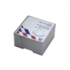 Блок бумажный в боксе белый 90*90мм 500л Attomex 2013404
