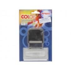 Штамп самонаборный  5 строк 47*18 мм COLOP С30-Set 4912-4913