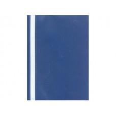 Скоросшиватель А4  синий матовый Kanzfile ПС-200