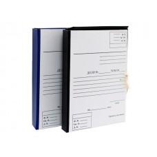 Папка архивная бумвинил на завязках А4  4см Дело цветная WM 080000300