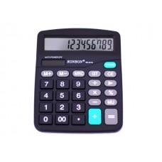 Калькулятор 12-разрядный Ronbon черный 15*12 см RB-837B