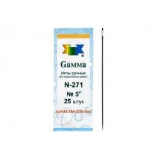 Игла для прошивки цыганская 120 мм Гамма 271