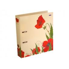 Регистратор  А4/70 Hatber Premium Red on White ПР4_10641