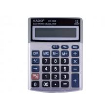 Калькулятор 12-разрядный Kadio 13.9*10.4 см KD-100В