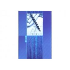 Книга канцелярская  80л Офисная классика синяя 80-2592