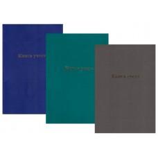 Книга канцелярская  96л Книга учета бумвинил цветная УДП КУ-521