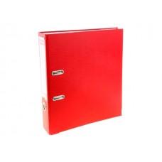 Регистратор  А4/70 EK красный с металлической окантовкой 13618