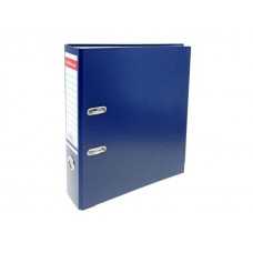Регистратор  А4/70 EK синий с металлической окантовкой 198