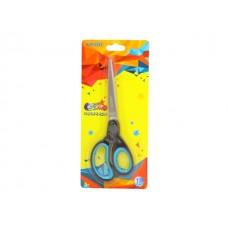 Ножницы 17 см Cosmo резиновые ручки DeVente 8010314