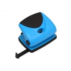Дырокол на  20 листов пластик синий WM 062000902