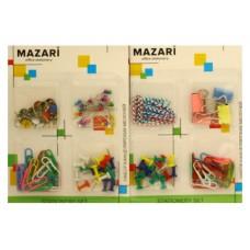 Набор офисный ассорти Mazari M-6872