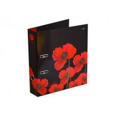 Регистратор  А4/70 Hatber Premium Red on Black ПР4_10643