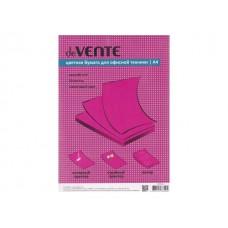 Бумага А4  80 г/м2  50 л. DeVente интенсив малиновый 2072611