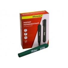 Маркер перманентный Silwerhof Prime зеленый круглый 1-3мм 088026-03