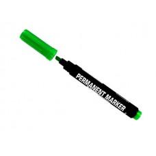 Маркер перманентный 8576 Centropen зеленый скошенный 1-4.6мм