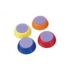 Увлажнитель для пальцев с губкой круглый Стамм УП02